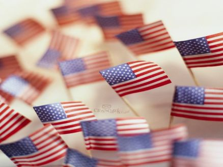 American Flag Photos