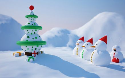 Animated Christmas Image