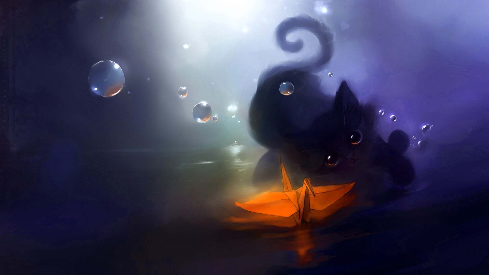 anime-cat-background