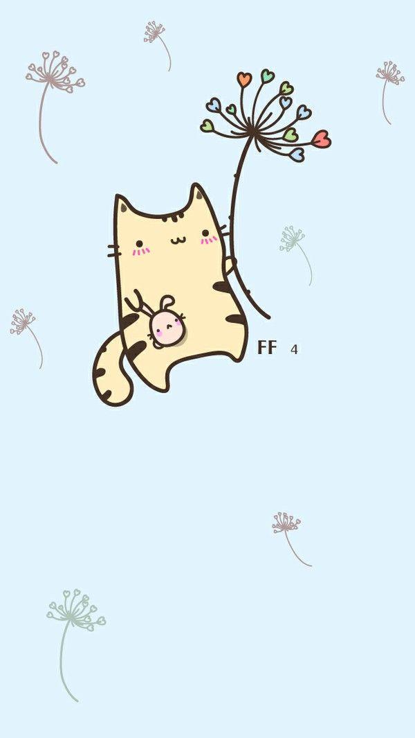 30 Anime Cat Wallpaper By Judit Mowett Goldwallpapers