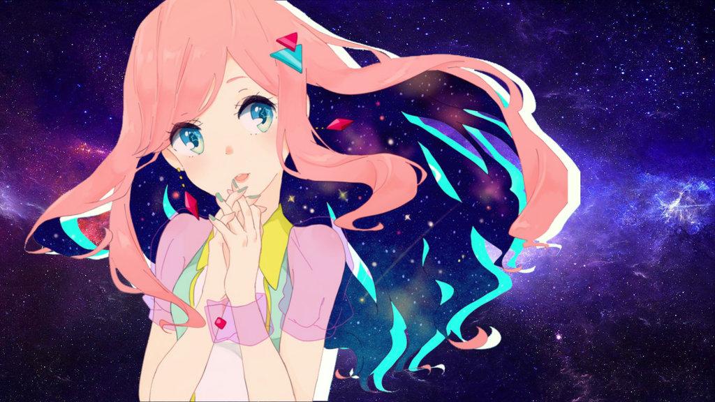 anime girl desktop wallpaper 011
