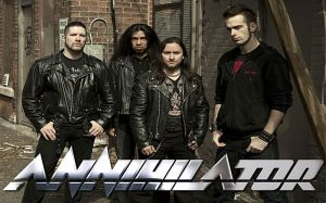 Annihilator Wallpaper