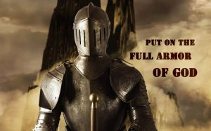 Armor God Pic