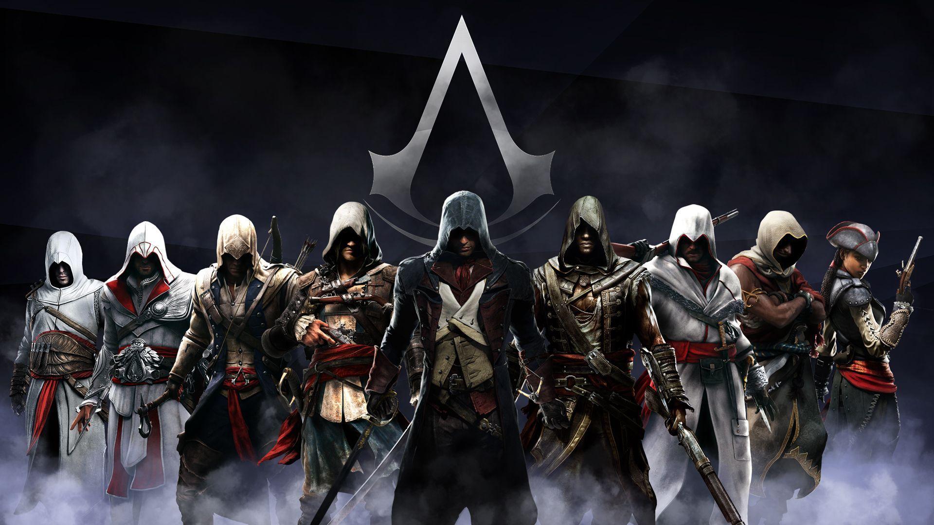 16 Assassin Creed Backgrounds Hq Kian Broscombe