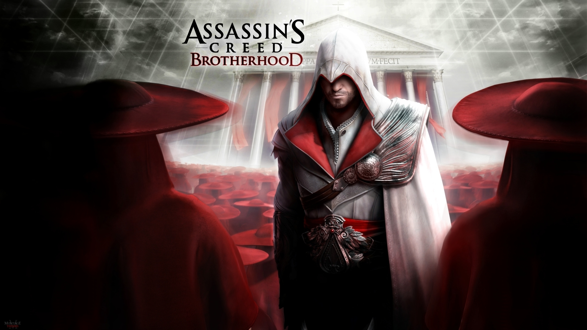 Resultado de imagen de assassins creed ii wallpaper