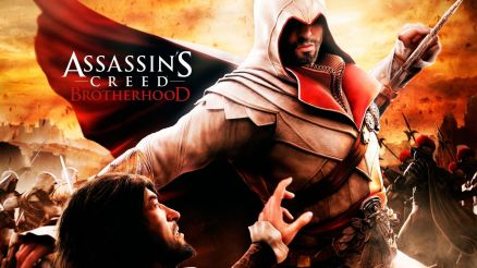 Assassin's Creed Brotherhood Wallpaper