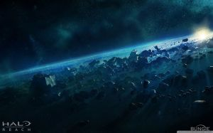 Wallpaper Asteroid