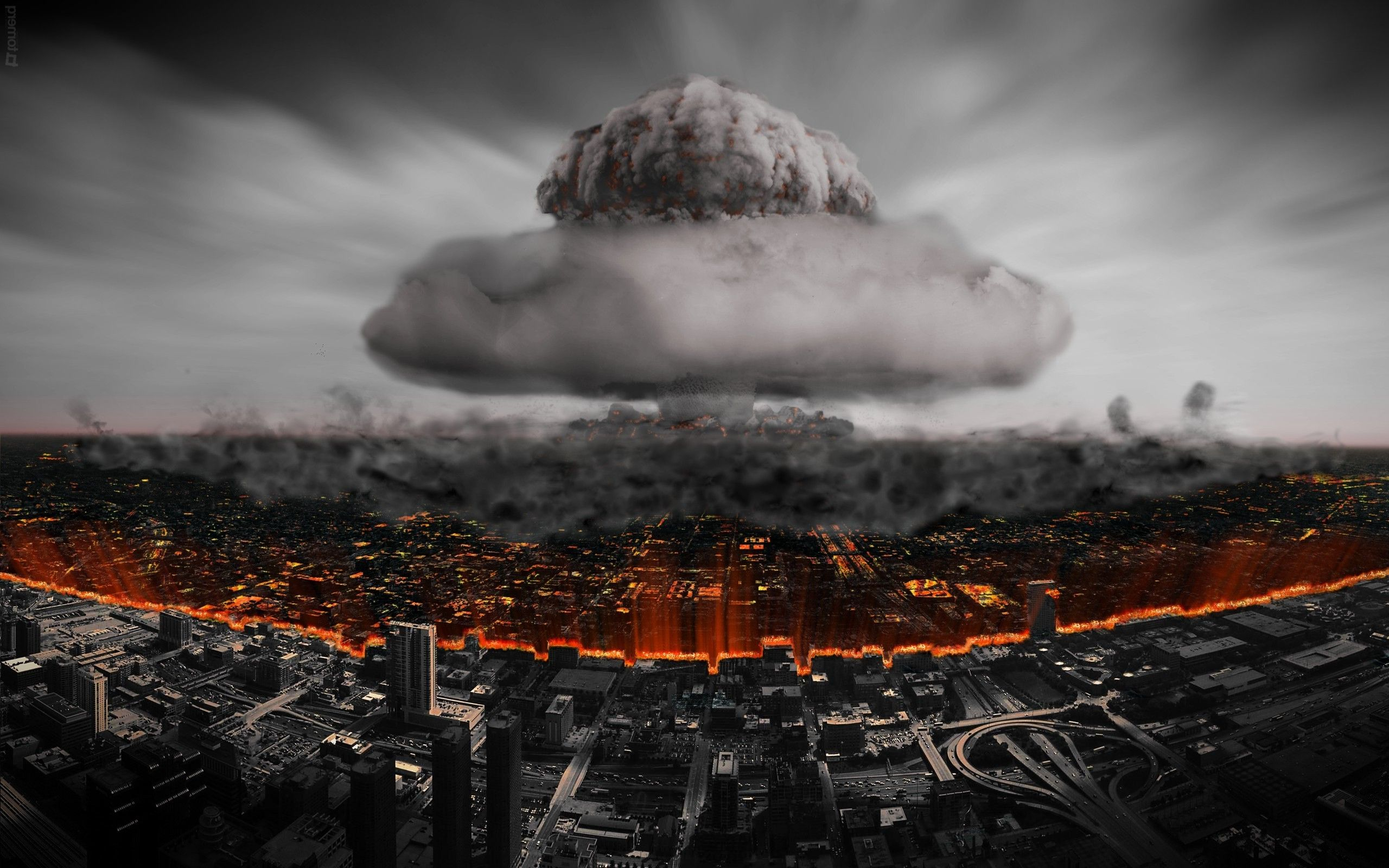 HD Quality Creative Atomic Bomb Pictures