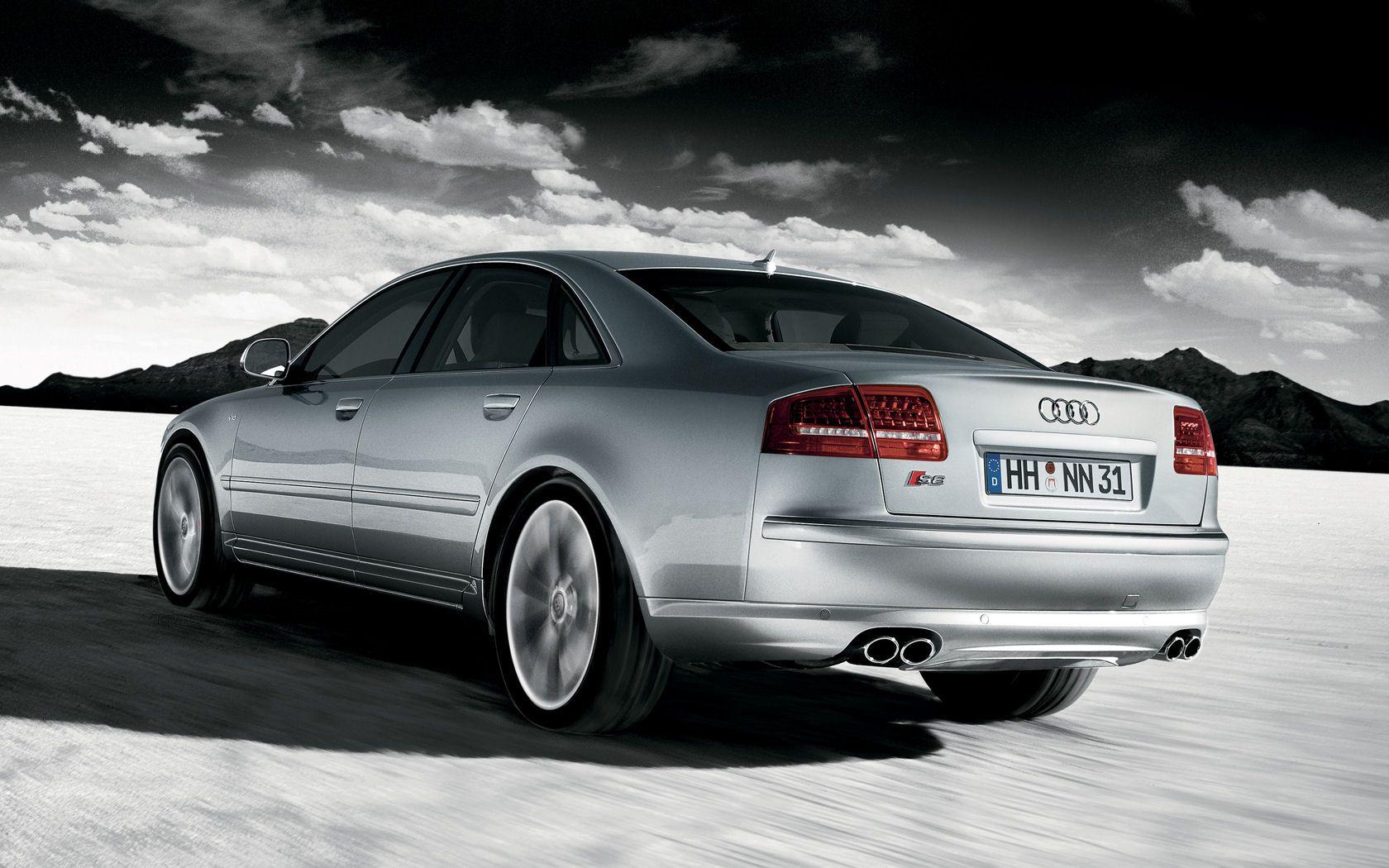 Audi A8 2016 High Definition
