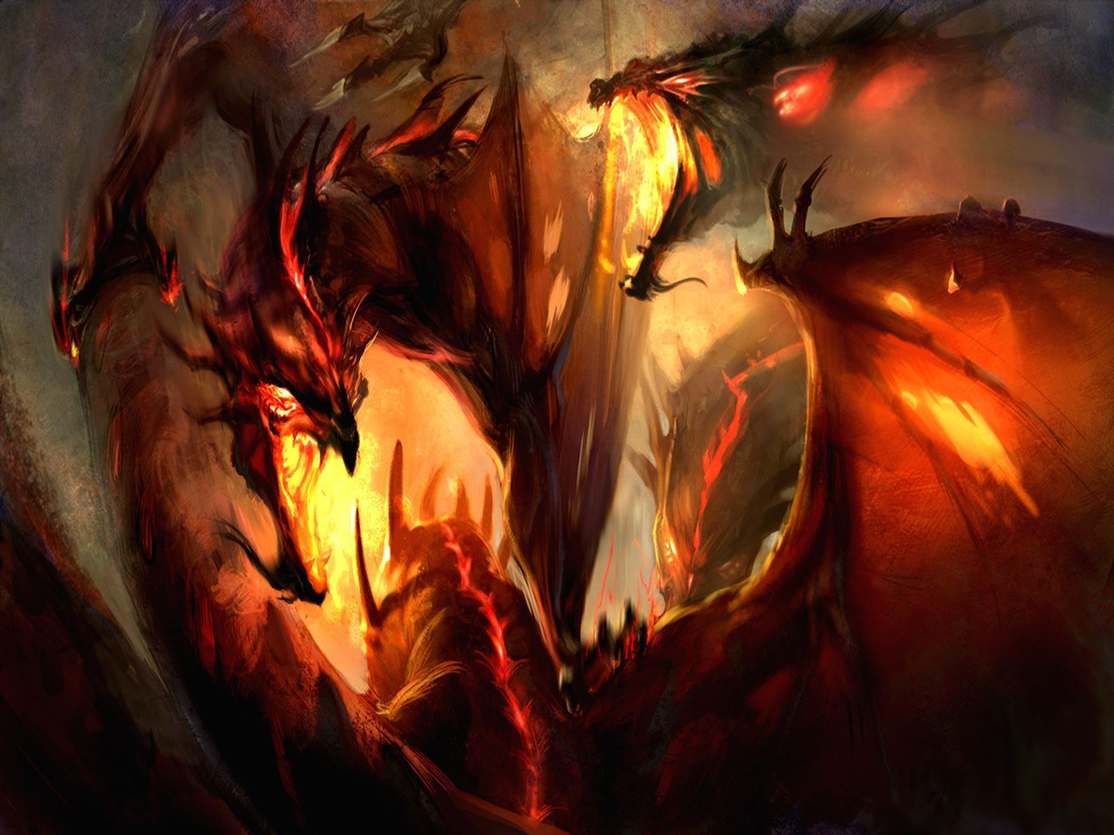 Hd Awesome Dragon 4k Photo For Pc