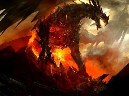 Images Of Awesome Dragon