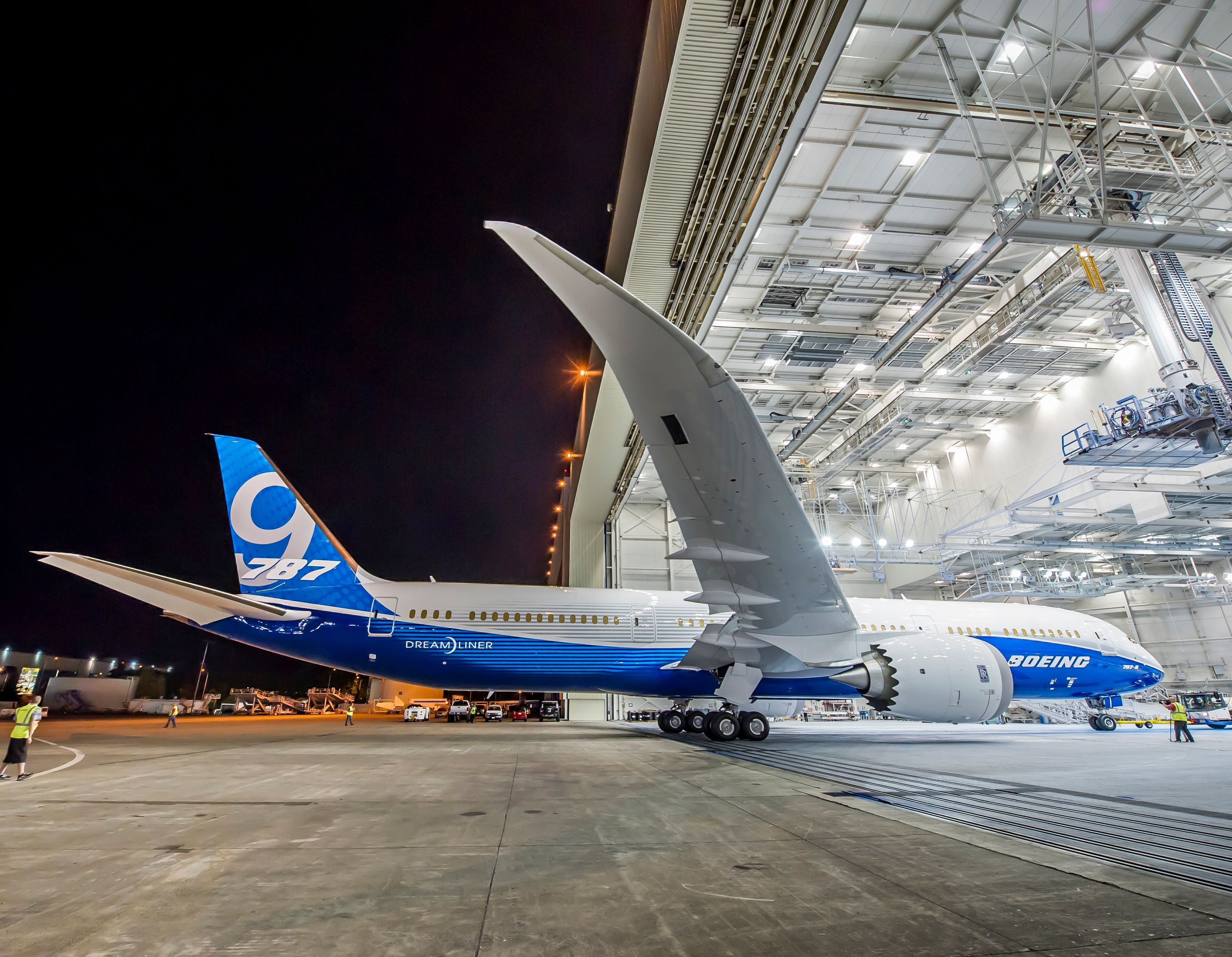 Free Fine B787 Images on your Android