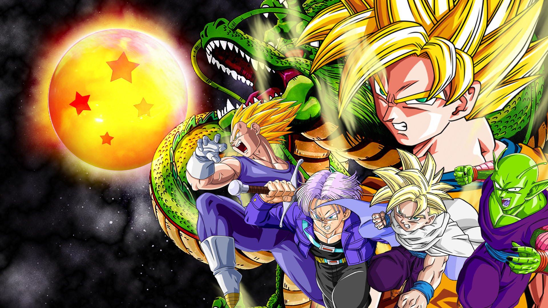 30 Photos In High Quality Dragon Ball Z By Nerthus Habbal