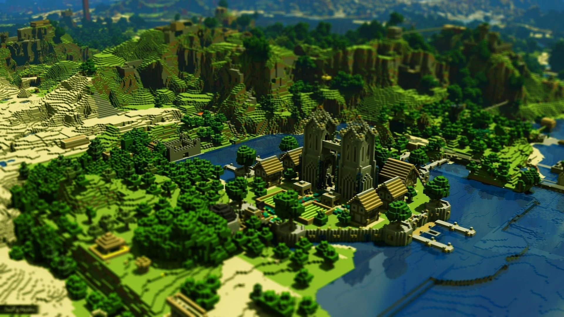 30 High Resolution Minecraft Wallpapers Karsten Hooban