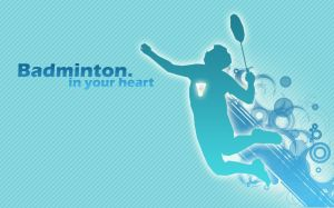 Badminton Wallpaper HD