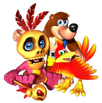 Wallpaper Banjo Kazooie