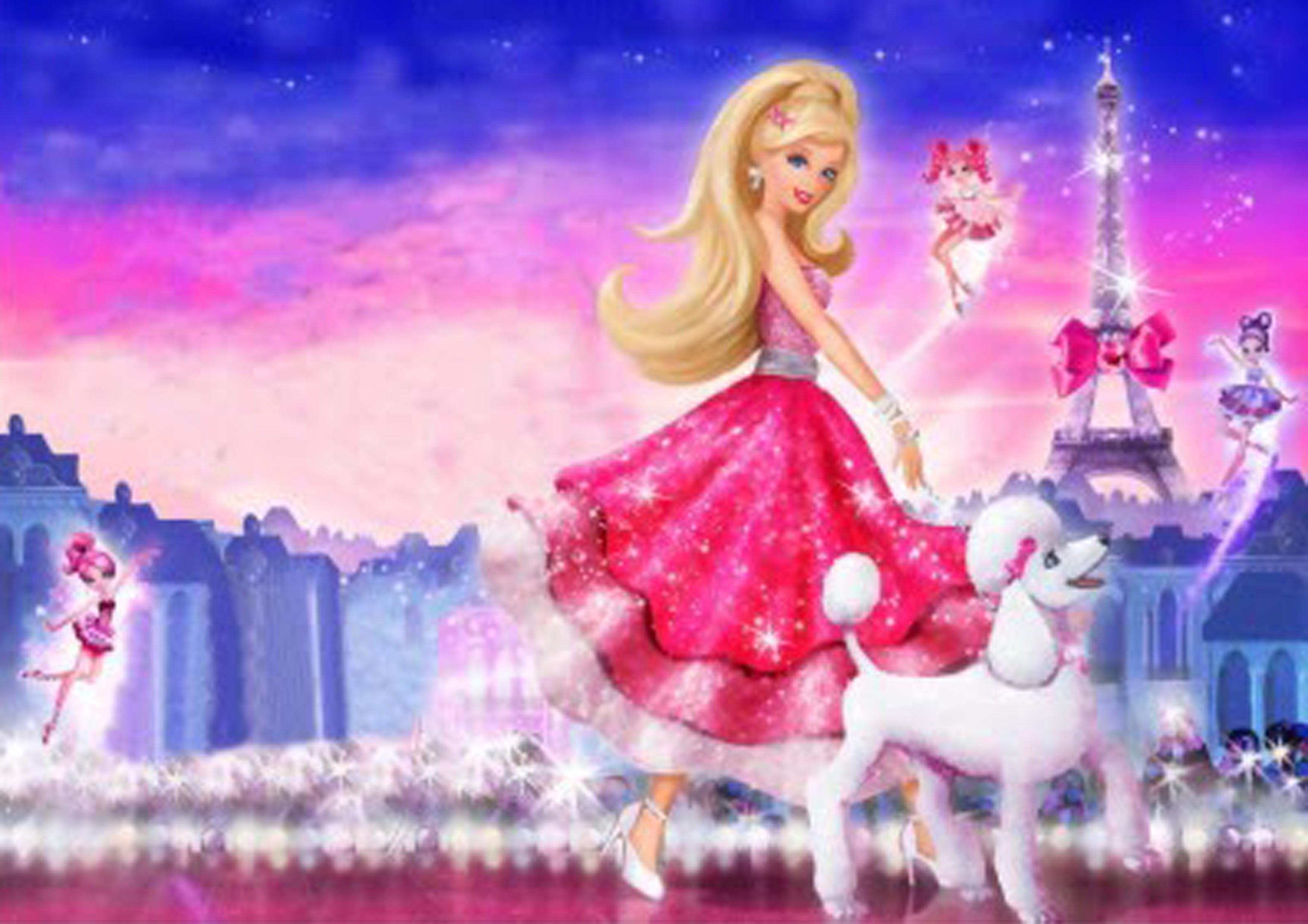 19 Barbie Wallpaper By Joaquin Gaspero FreshWallpapersZone