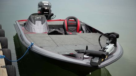 Bass Boat Wallpaper