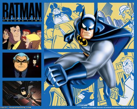Images Of Batman Animated
