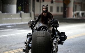 Batman Bike Wallpaper