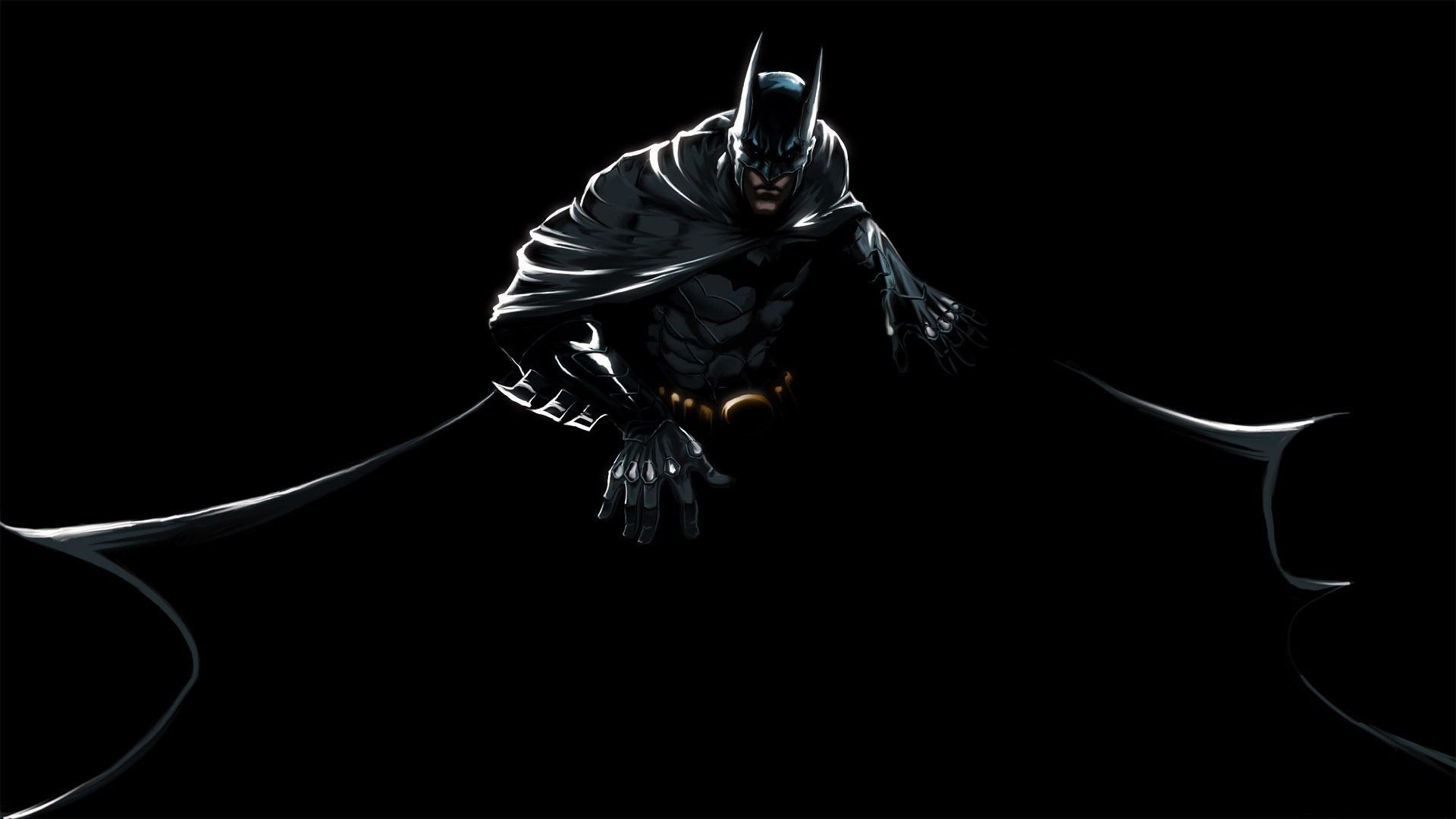 30 Creative Batman Black And White Wallpapers In High Quality