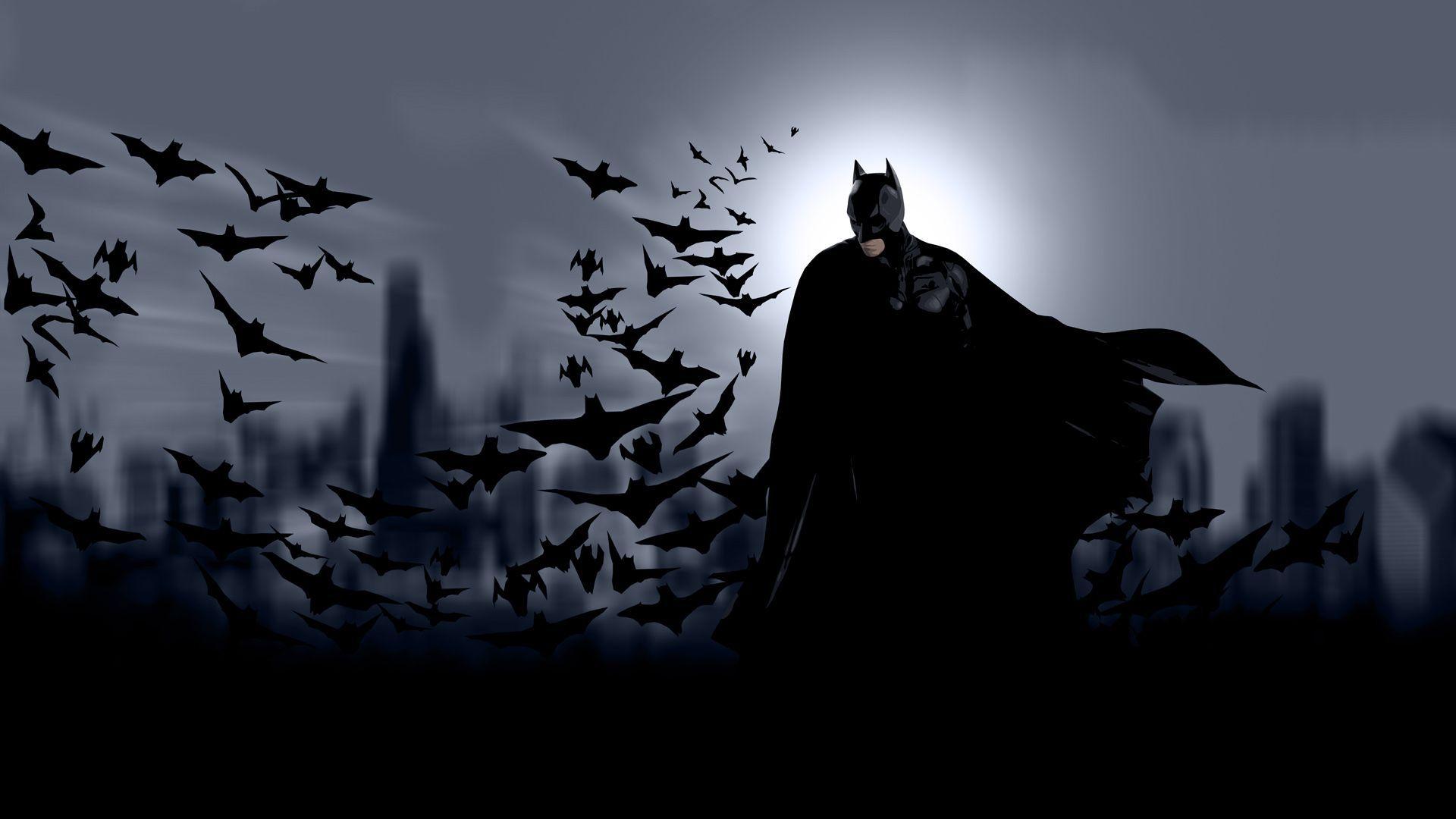 High Definition Batman Cartoon Wallpaper High Definition Wallpaper
