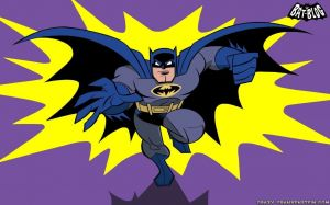 Image Batman Cartoon