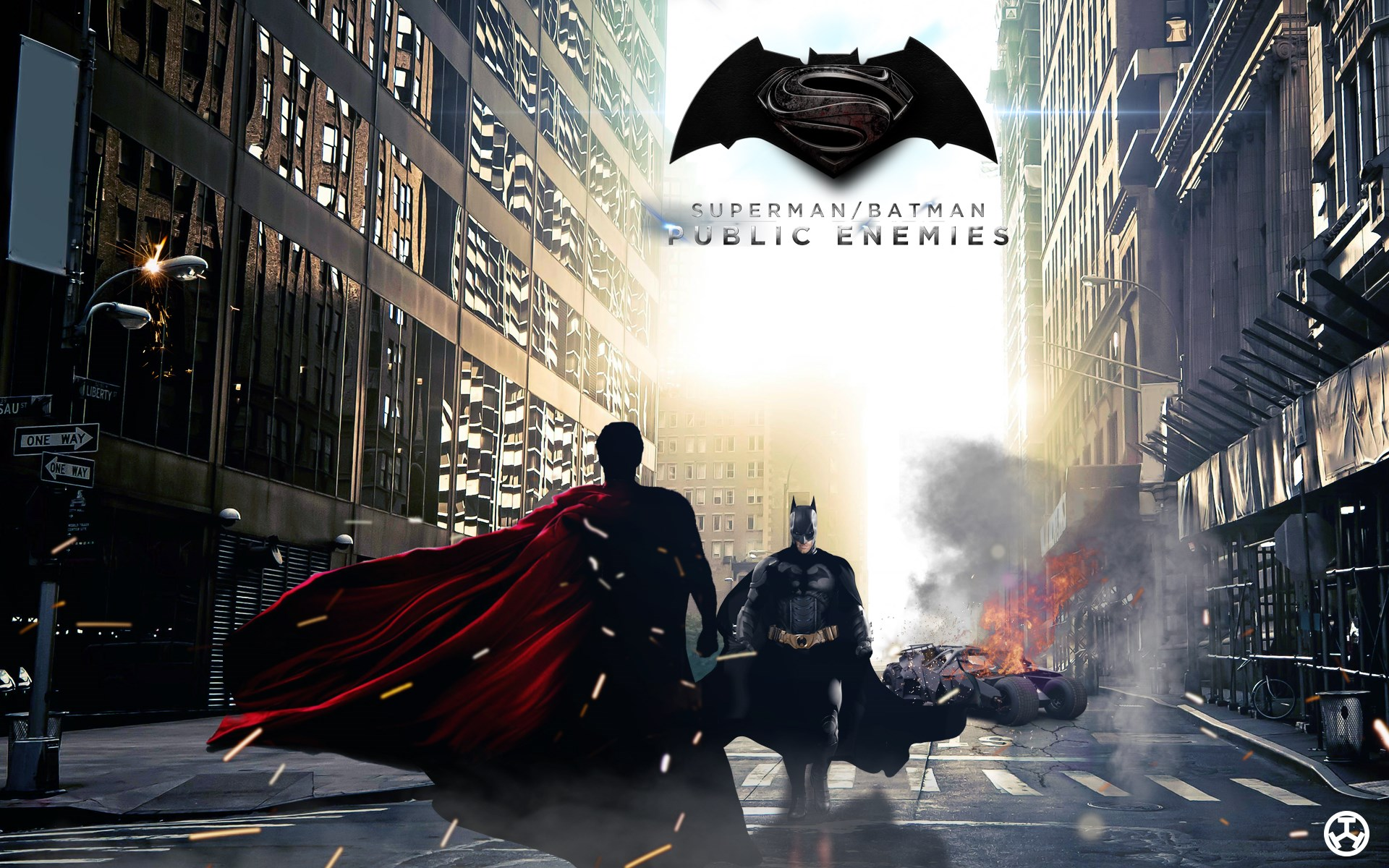 Preview Batman Vs Superman Backgrounds By Linda Anning