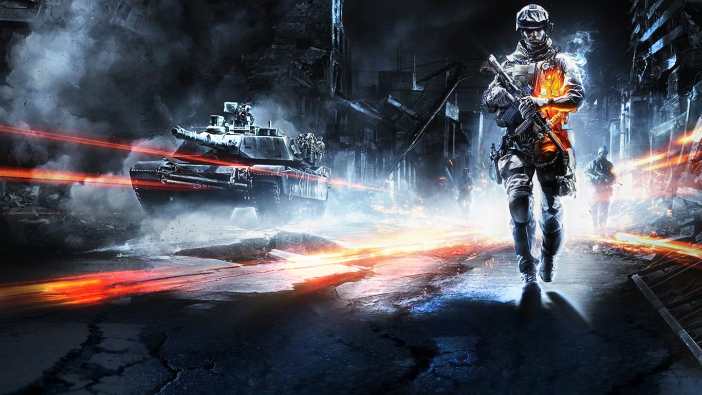 Hd Creative Battlefield 4 Pictures