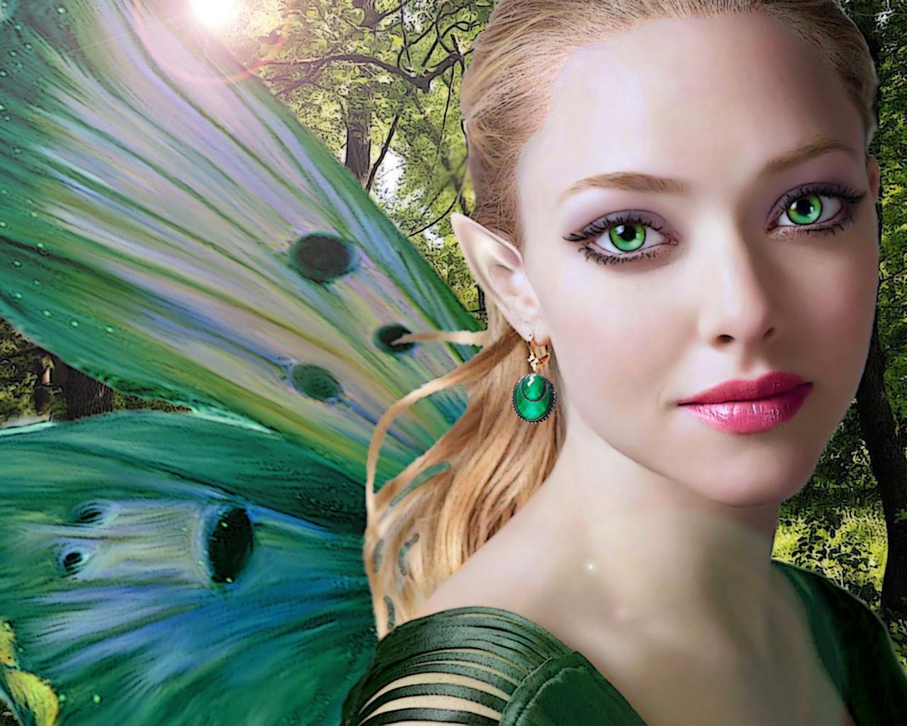 High Definition Beautiful Fairies Wallpaper - 4K Ultra HD ...