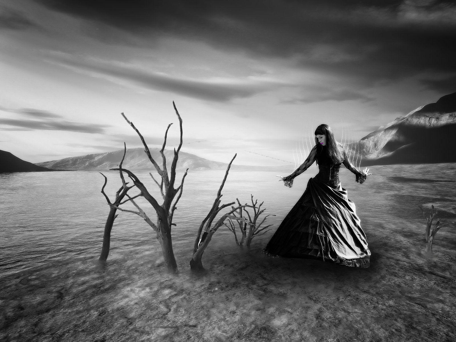 Hd Beautiful Gothic 4k Image