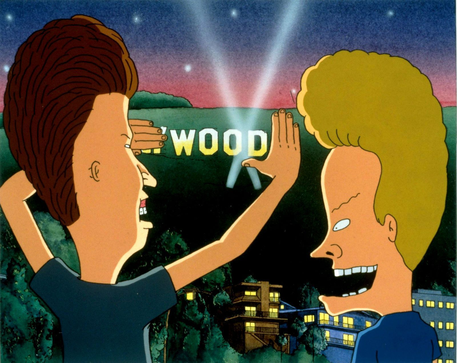 25 Image For Iphone Beavis And Butthead