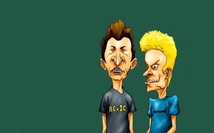 Pictures Of Beavis And Butthead