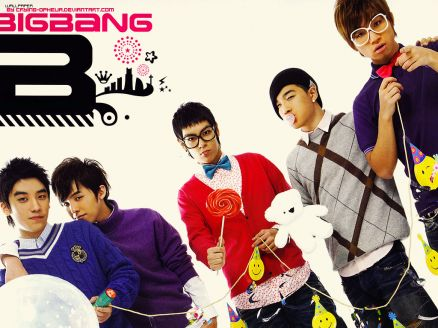 Big Bang Photo