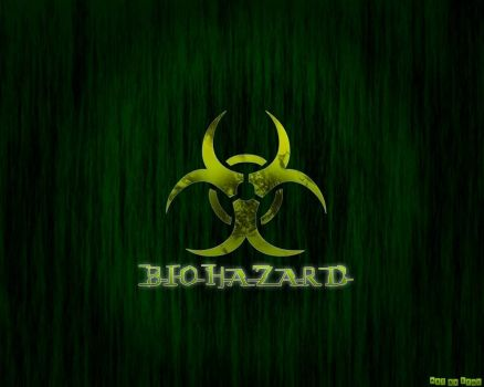 Biohazard Wallpaper