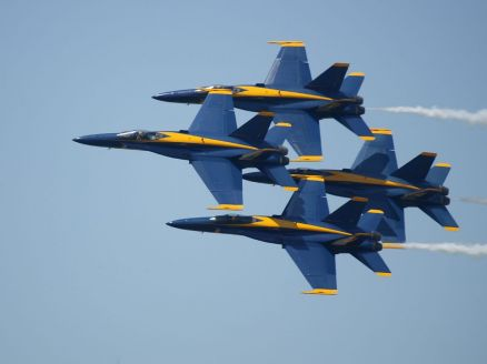 Blue Angel Wallpapers
