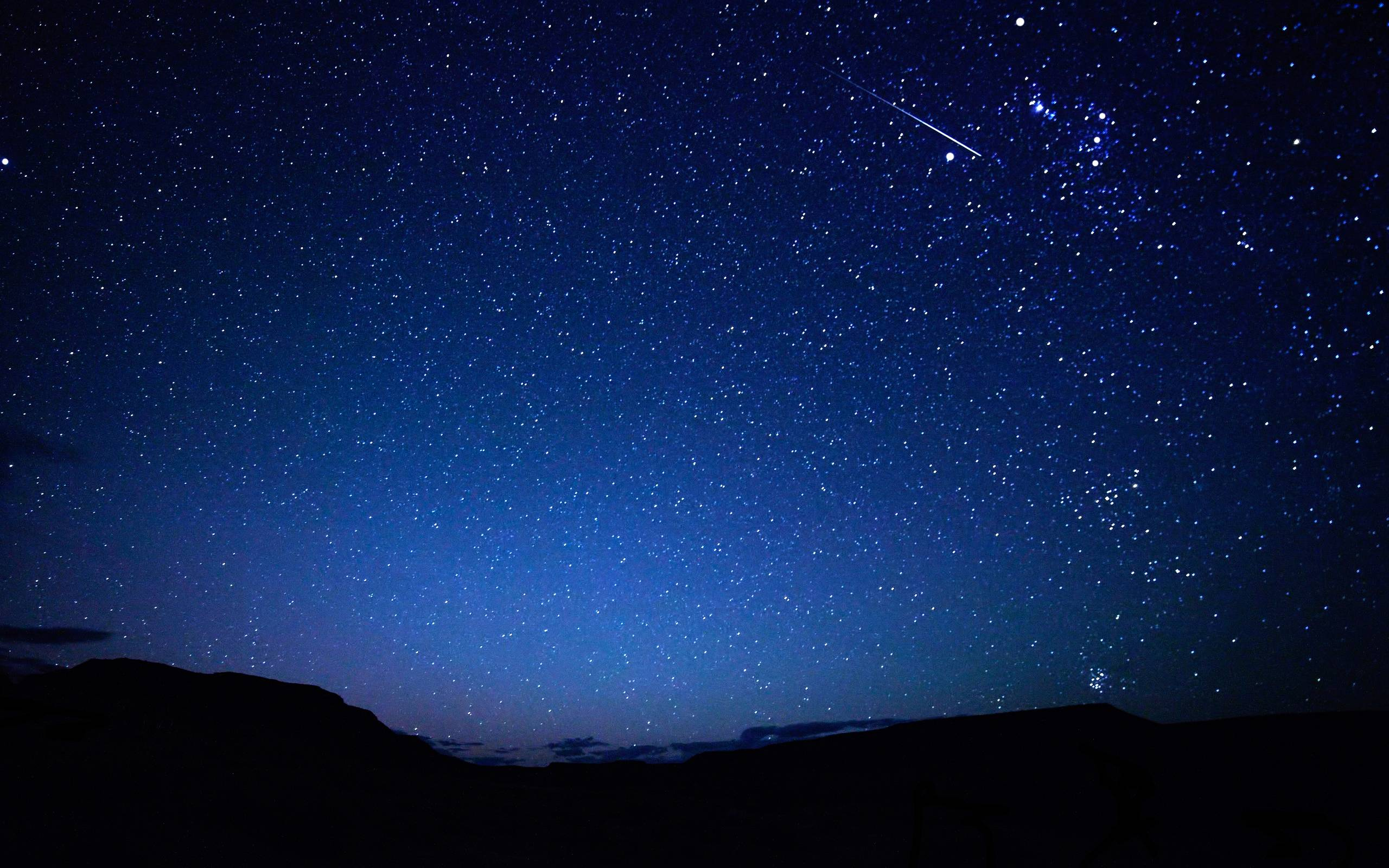 Nice Blue Night Sky Images Wallpapers Cassiopea Cowan