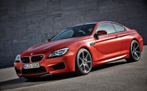 BMW M6 High Resolution Pic