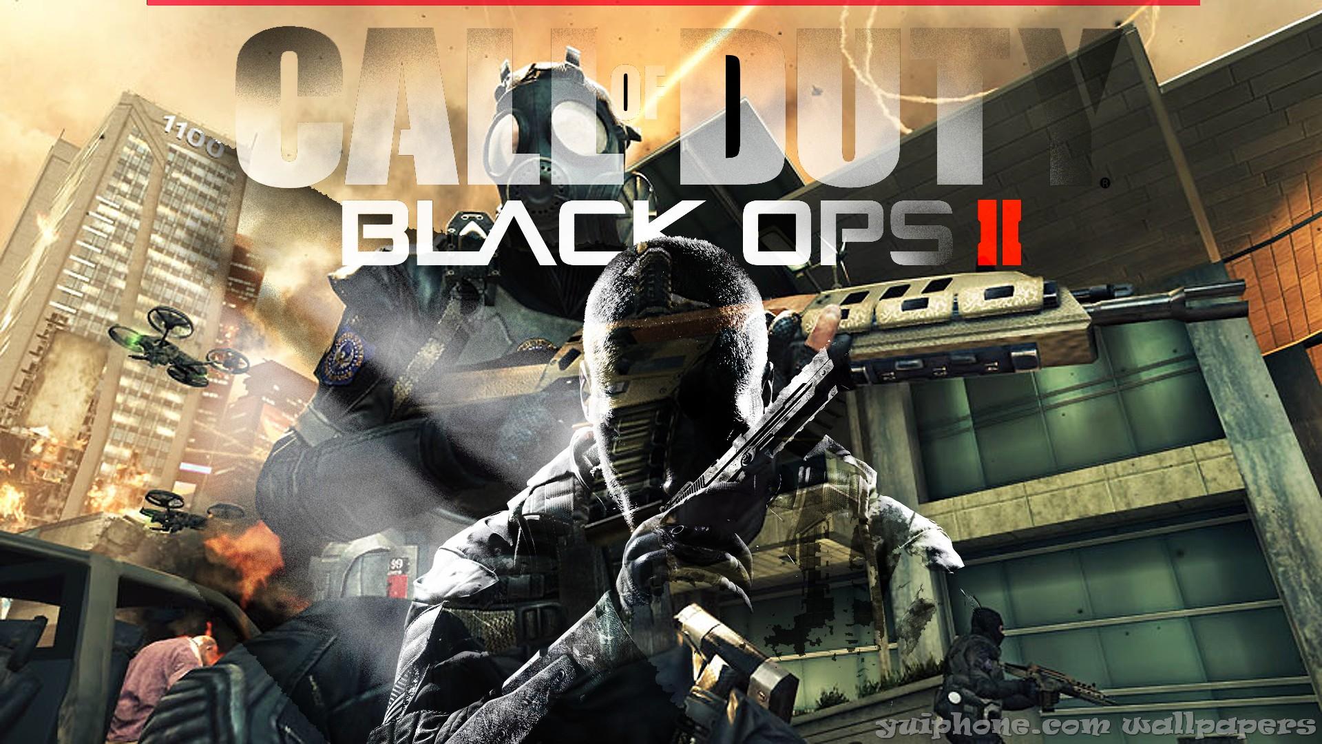Call Duty: Black Ops II HD Images