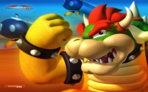 Wallpaper Bowser King Koopa