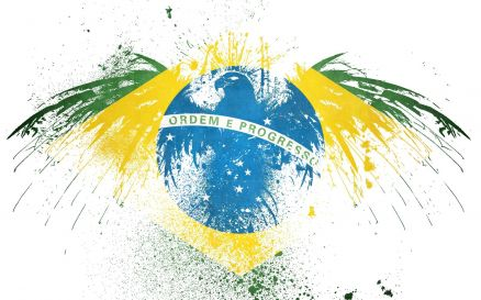 Brazil Flag Wallpaper HD
