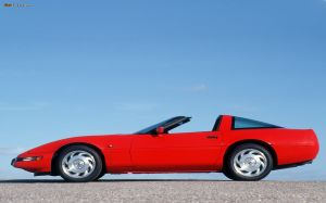 Pictures Of C4 Corvette