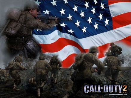 Call Duty 2 Wallpaper HD