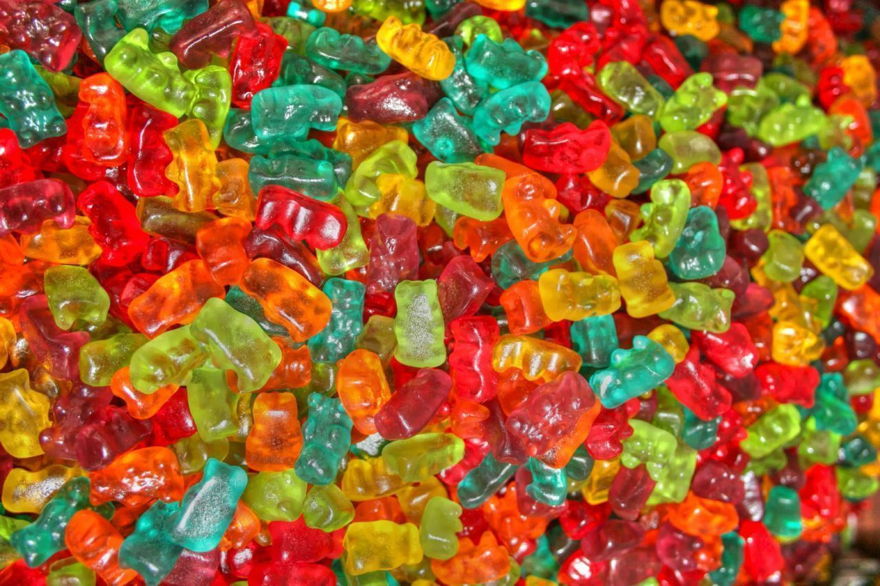 Free Cool Candy Wallpaper
