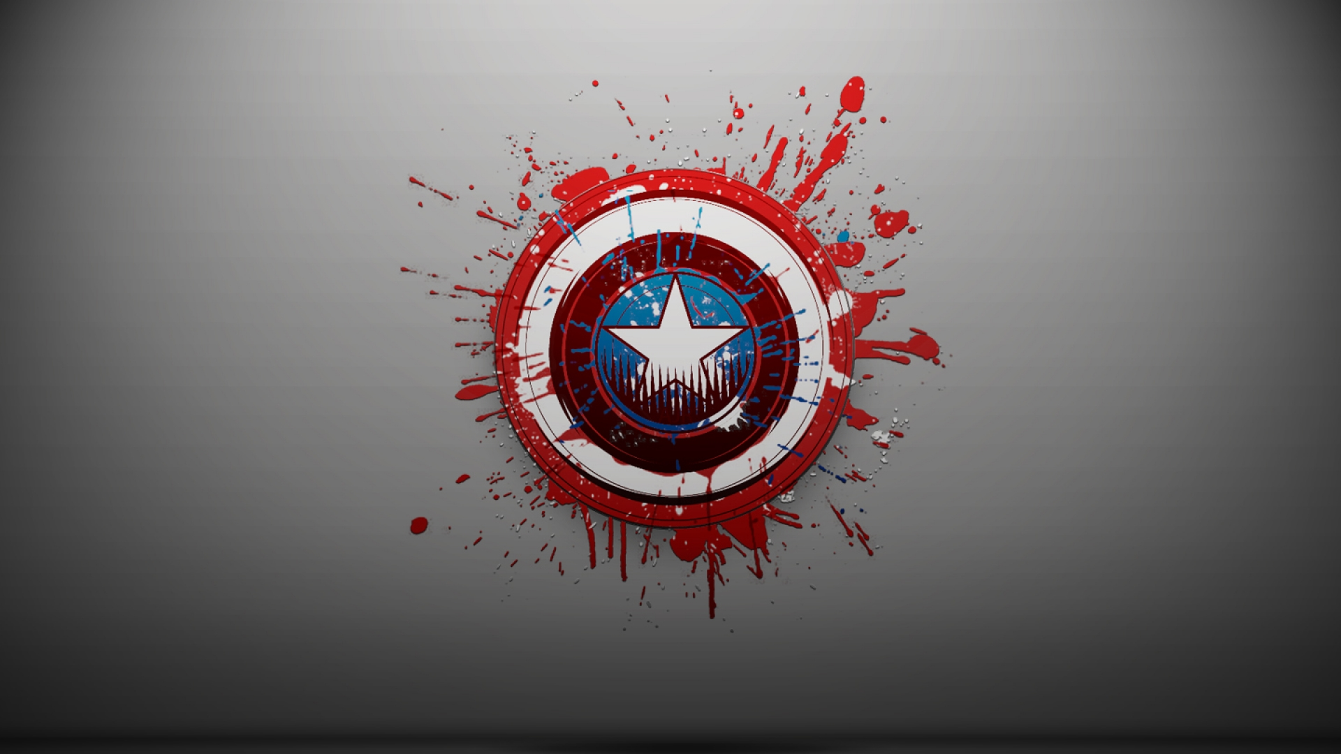 25 Pics In High Quality Captain America Shield By Kolour Gregory