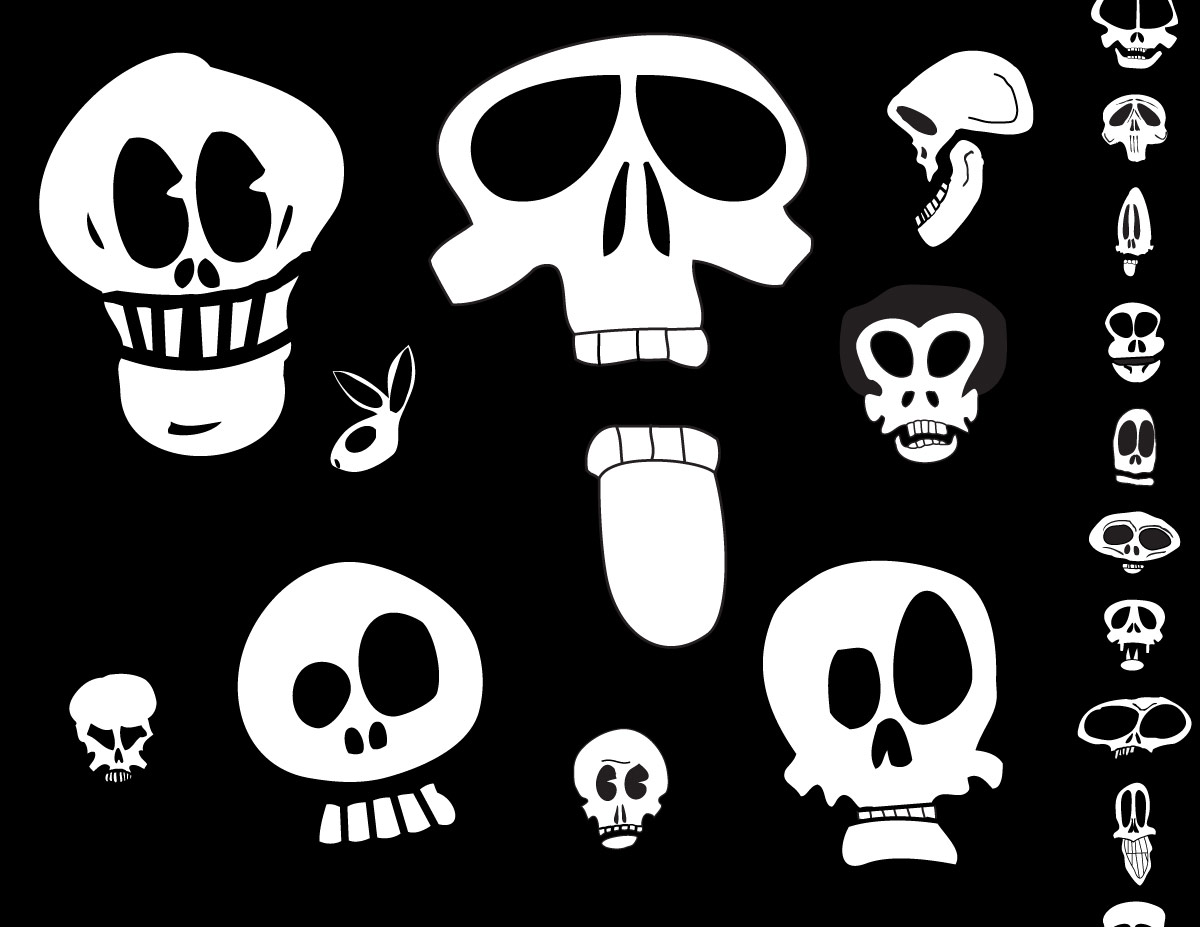 фотостудия прикольный рисунок черепа накрутить подписчиков вконтакте