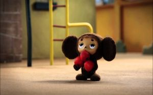 Cheburashka Wallpaper