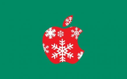 Christmas Mac Picture