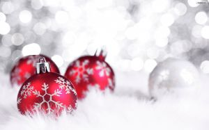 Christmas Bulbs Wallpapers