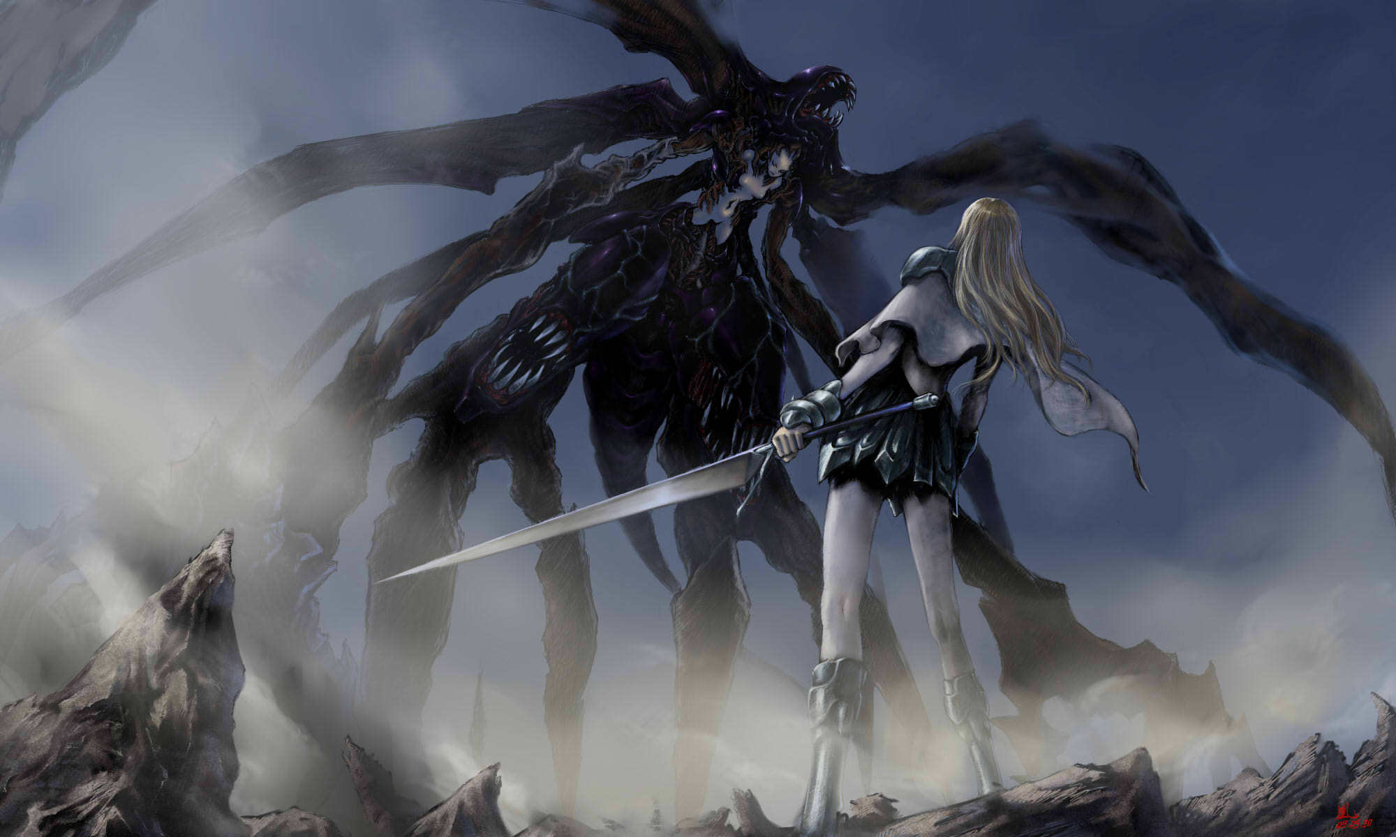 claymore-anime-wallpaper